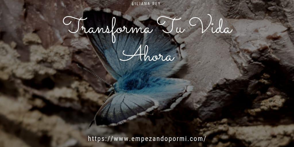 Transforma Tu Vida Ahora⭐