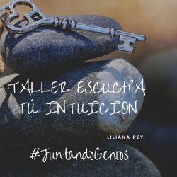 Taller Escucha Tu Intuición